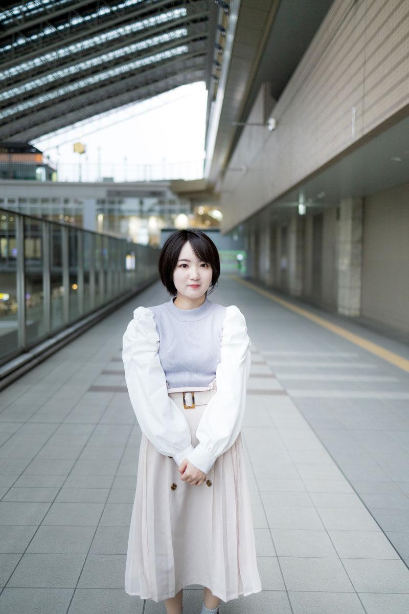 大阪・京都・神戸のレンタル彼女コイカノ 一ノ瀬 ゆり 写真3