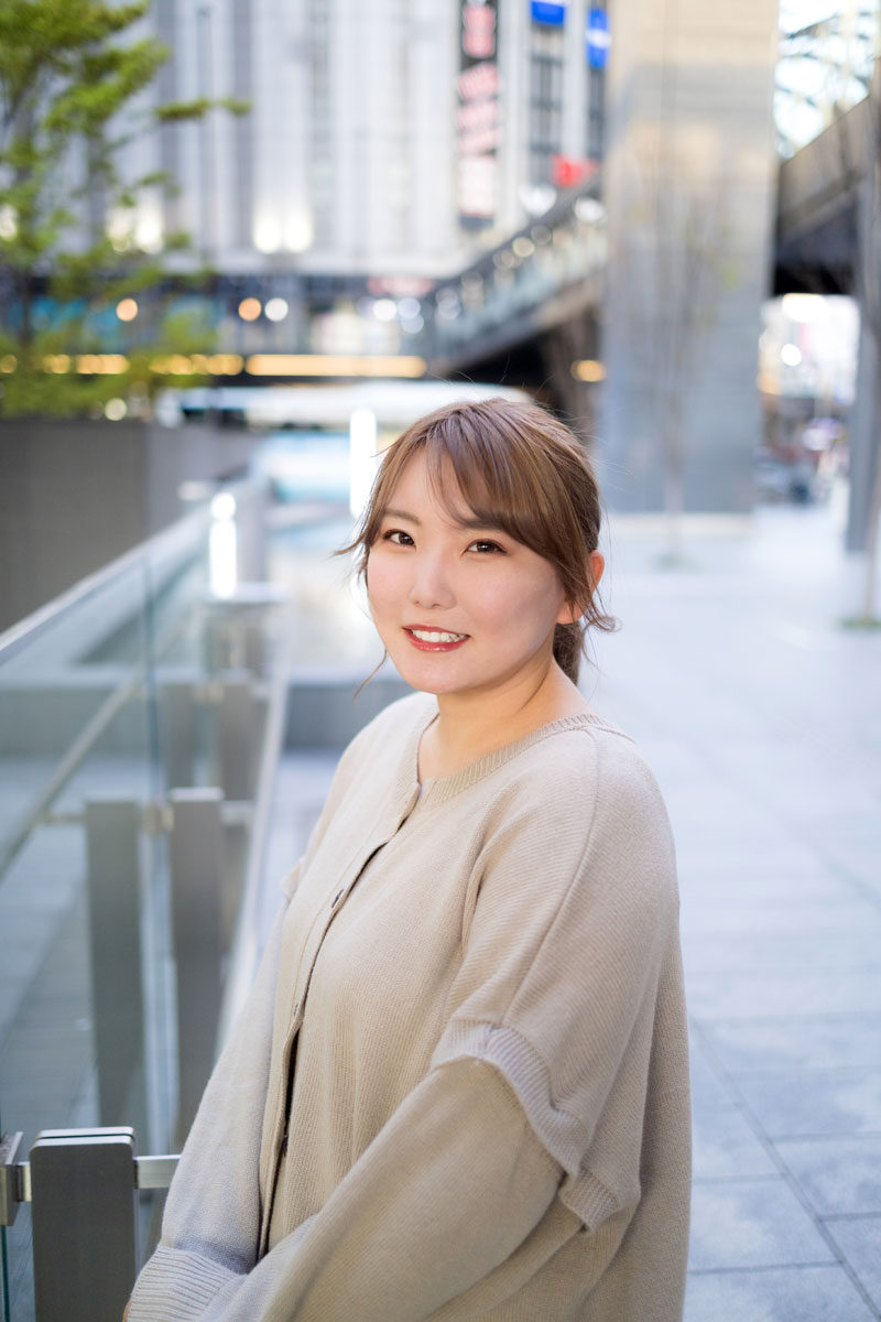 大阪・京都・神戸のレンタル彼女コイカノ 月城ほのか 写真2